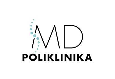 Poliklinika MD Novi Sad logo